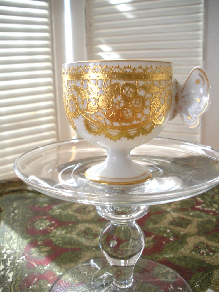 Image of Venetian Demitasse