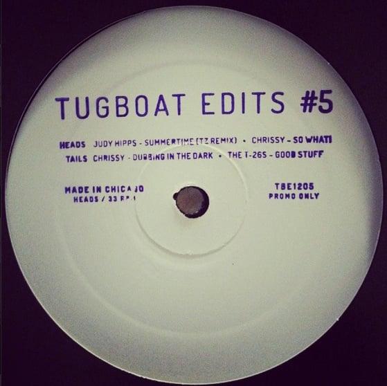 Image of TBE1205 Tugboat Edits Volume 5