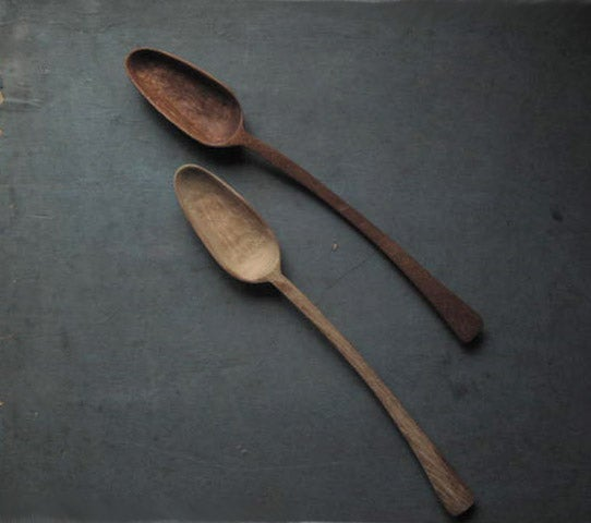 Image of BUET SERVING SPOON - 33CMS (13'')