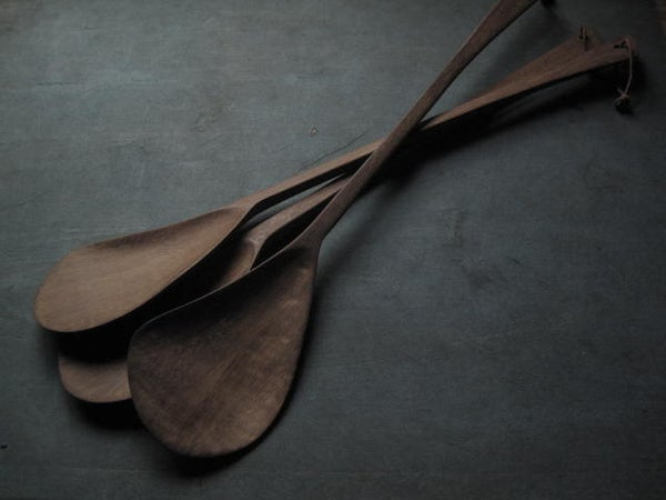 "Image of BOA SALAD SERVER - 16.5"" (50 CMS)"