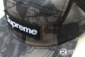 Image of Supreme - Aspen Wood Camp Cap - SS14