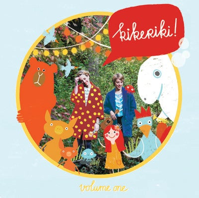 Image of Kikeriki - Volume One (CD)