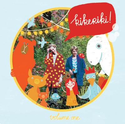 Image of Kikeriki - Volume One (CD)