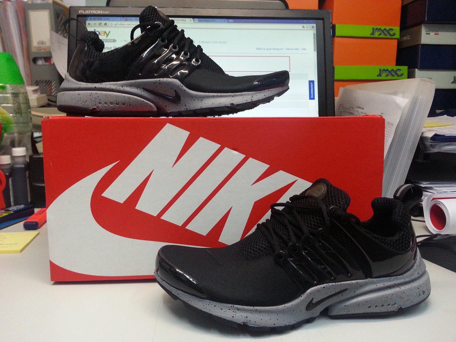 Nike Presto SP Genealogy of Free Pack