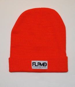 Image of Beanie - Orange