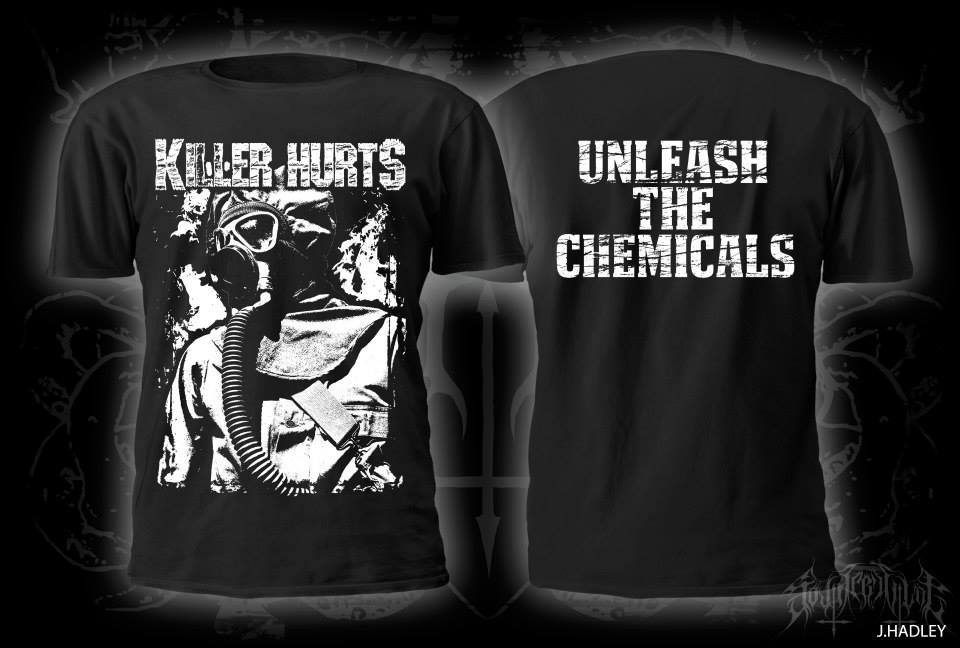 Image of Unleash The Chemicals T-Shirt