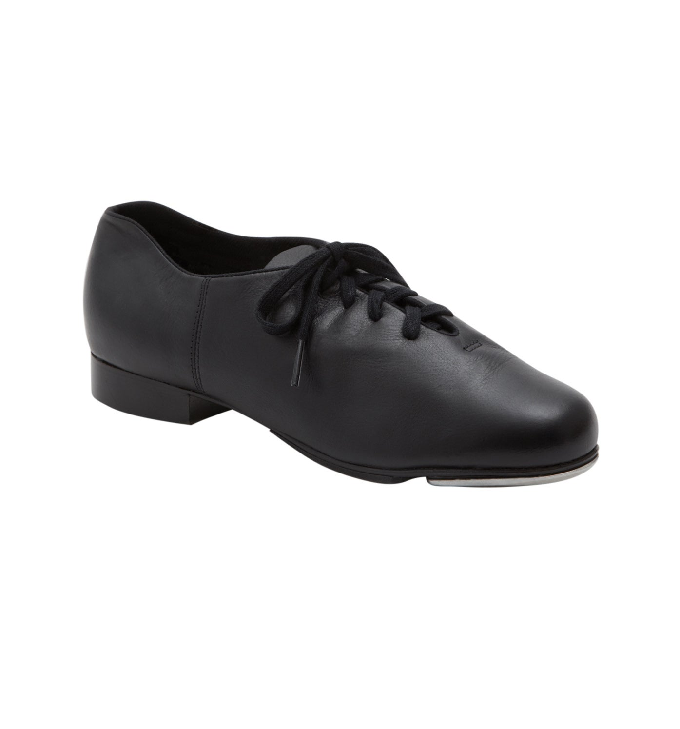 Image of Leather Tap Shoes - Full Sole - Lace Up