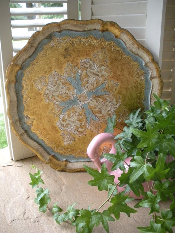 Image of Florentine Tray