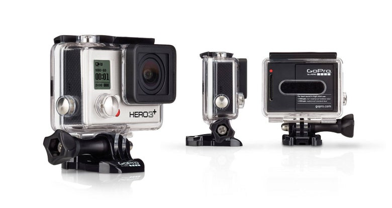 Image of GoPro Silver Edition