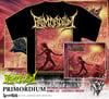 PRIMORDIUM - album shirt + CD / DIGIPACK deal