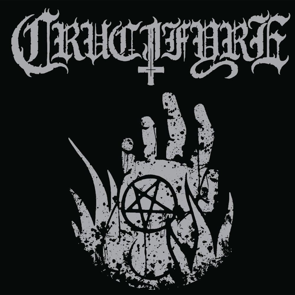 "CRUCIFYRE ""Pentagram Palms"" 7"" EP"