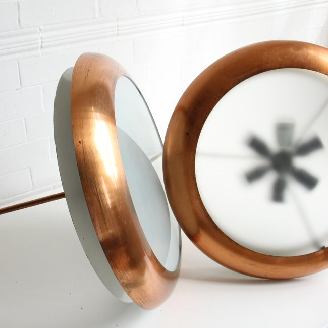 Image of Copper Ceiling Lights (larger)