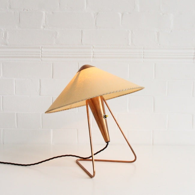 Image of Helena Frantova Copper table/wall light