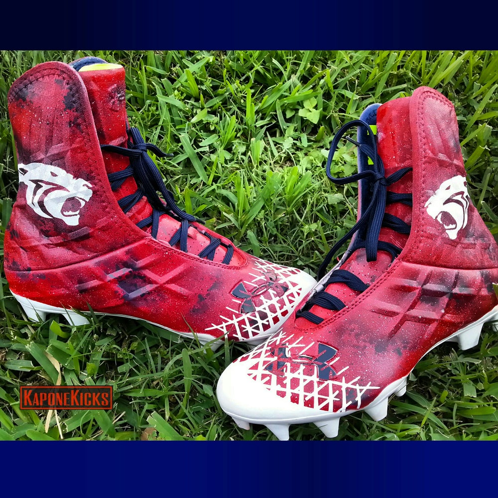Image of Custom Cleats (Must supply cleat)