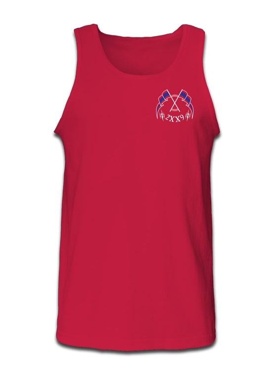 Image of REVOLT TANK / RED