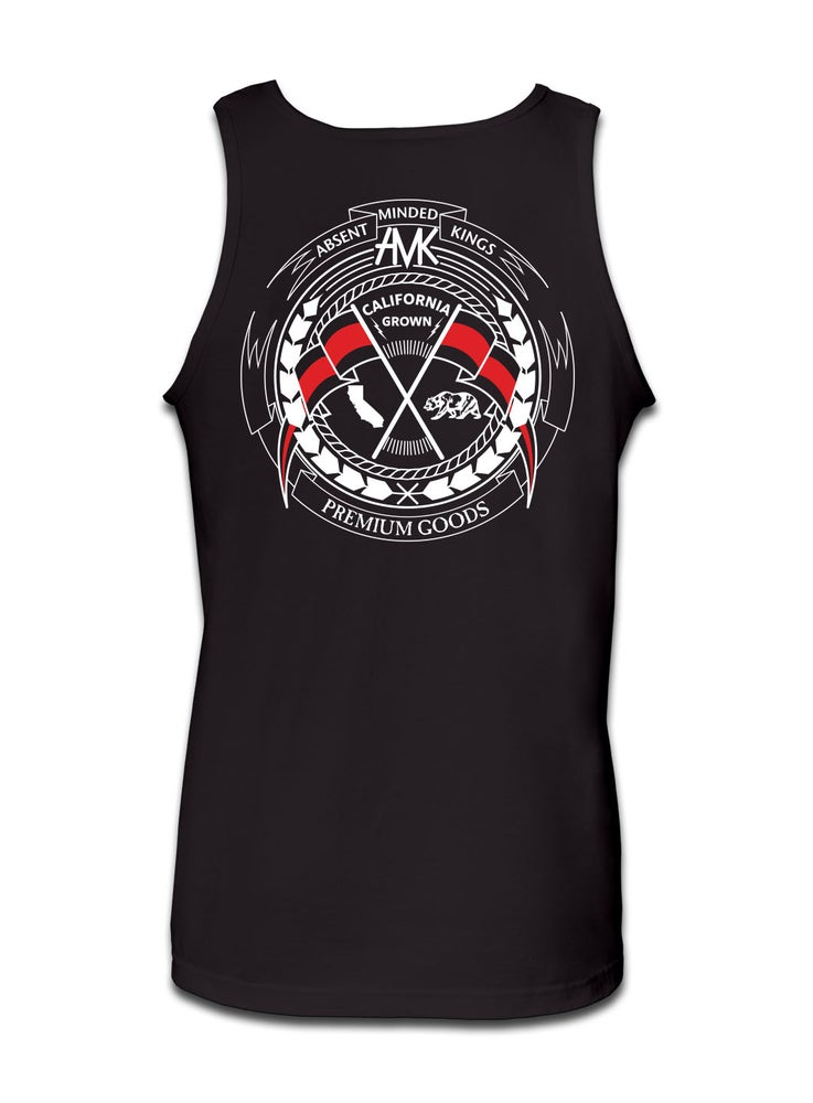 Image of REVOLT TANK / BLACK