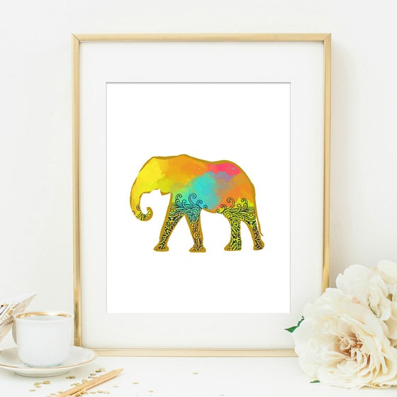 Image of The Elephant That Never Forgets