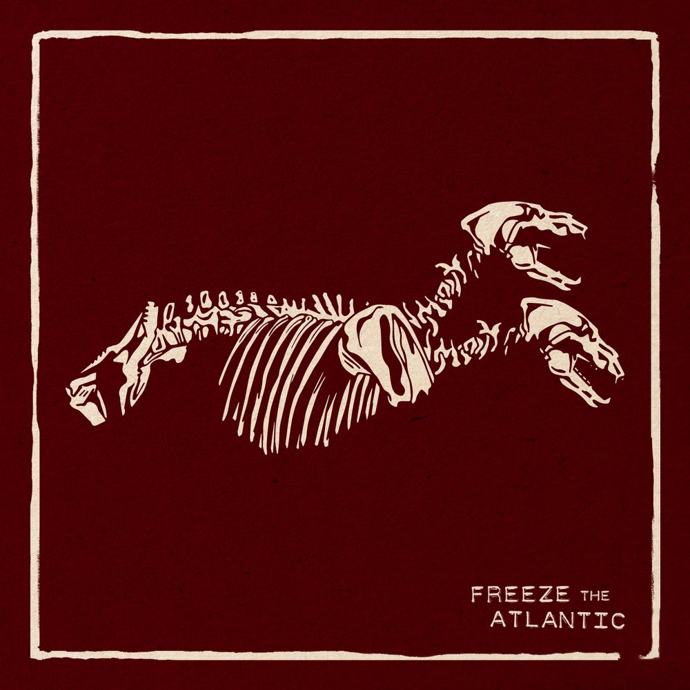 Image of 'Freeze The Atlantic' (2014) - CD