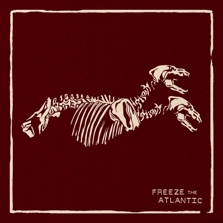 Image of 'Freeze The Atlantic' (2014) - CD