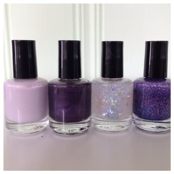 Image of Purples