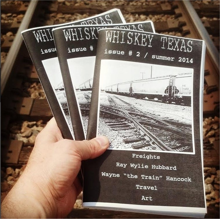 Image of Whiskey Texas <BR> 'zine # 2