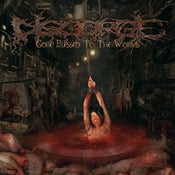 Image of Disgorge - Gore Bleesed The Worms Lp