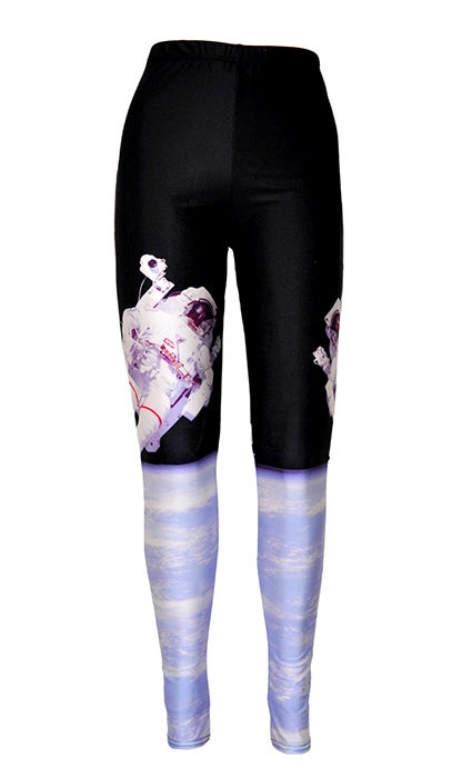Image of Astronaut Leggings