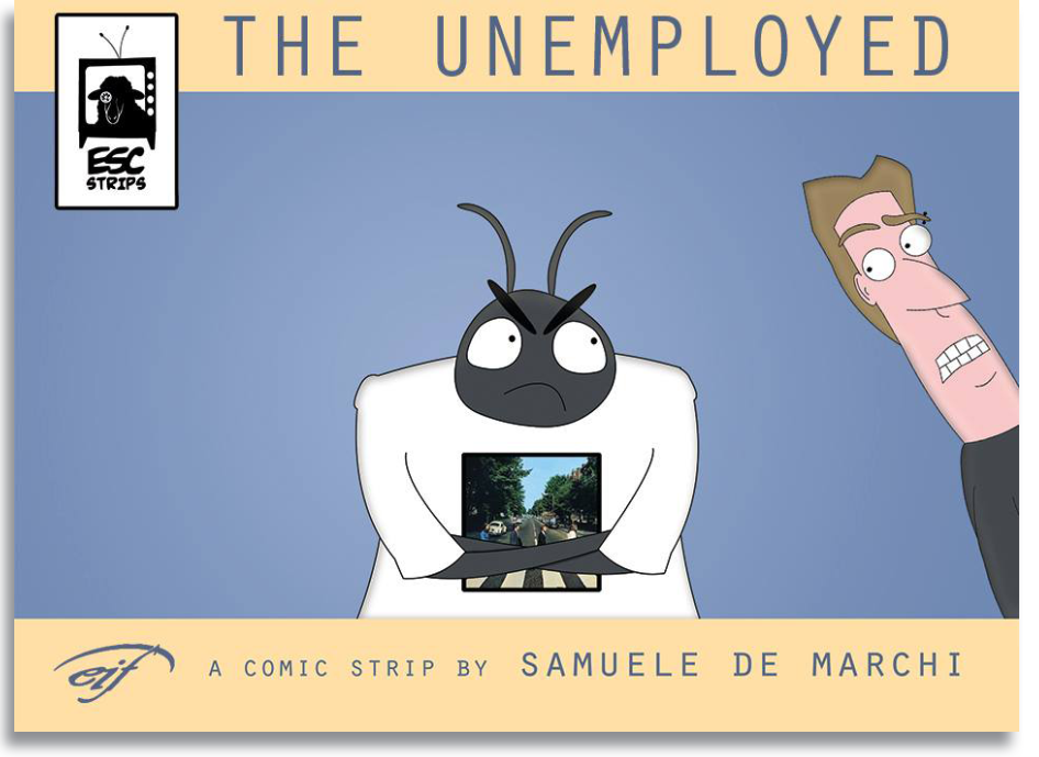 Image of The Unemployed Comic Strip