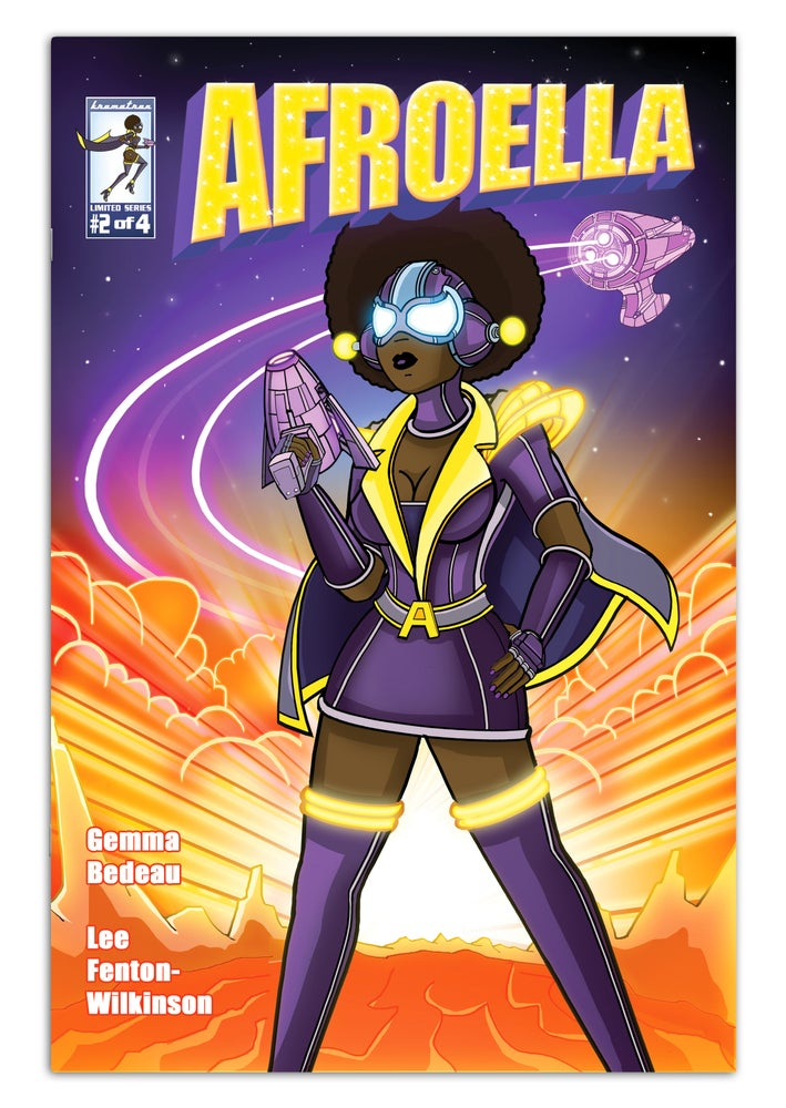Image of Afroella Issue 2