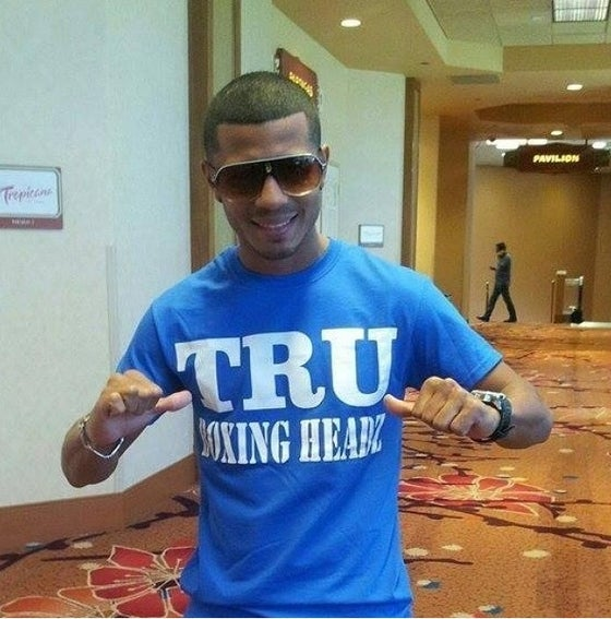 Image of TRU Boxing Headz Blue