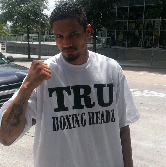 Image of TRU Boxing Headz White