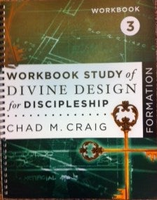 Image of Workbook Study of Divine Design for Discipleship - FORMATION 3