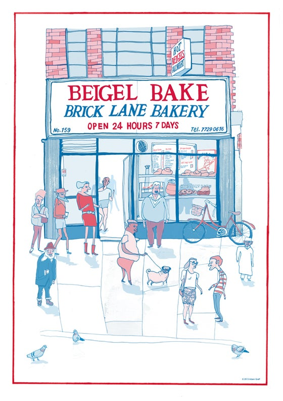 Image of Beigel Bake Brick Lane Bakery