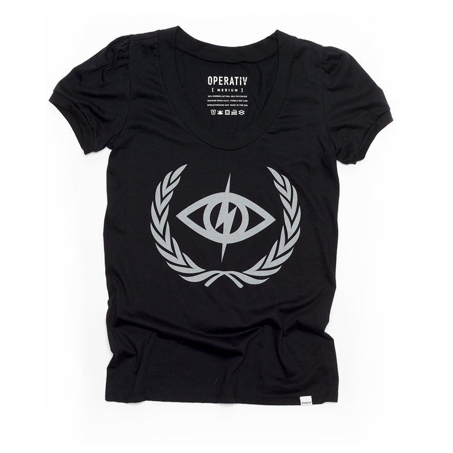 Image of INTEL WOMEN'S SHIRT
