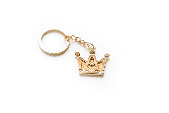 Image of CROWN KEY CHAIN