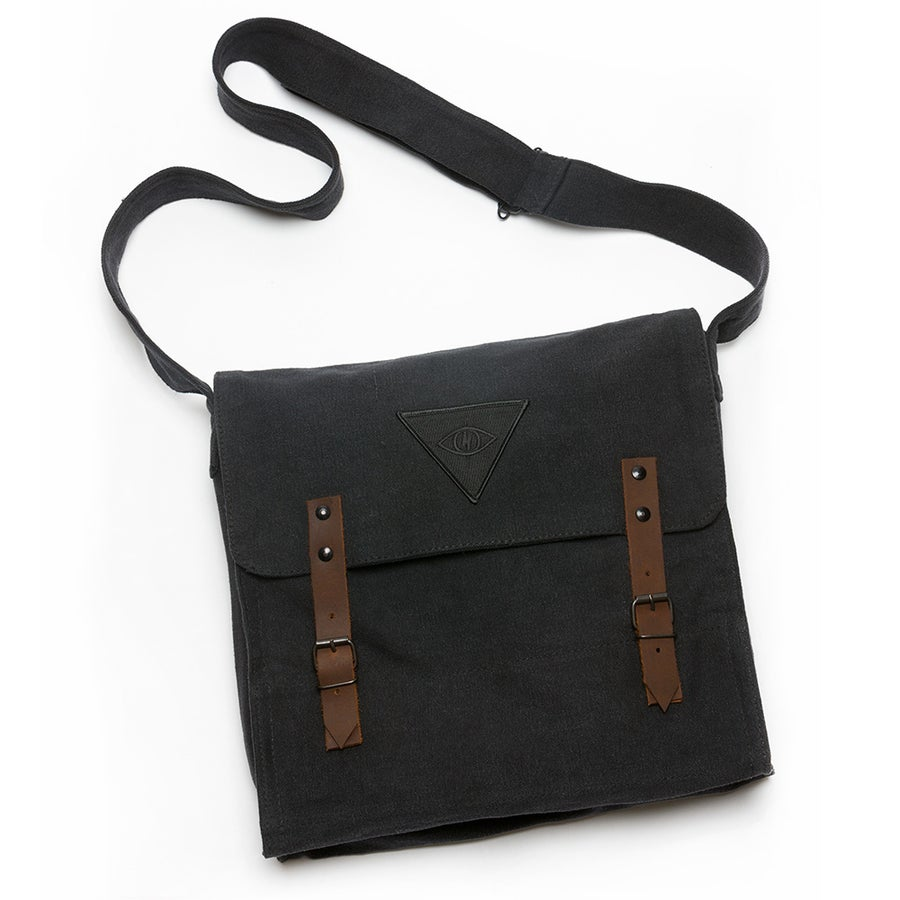 Image of X1 MESSENGER BAG [ vintage black ]