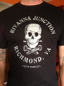 "Image of On Sale! ""Rivanna Junction"" T-Shirt"