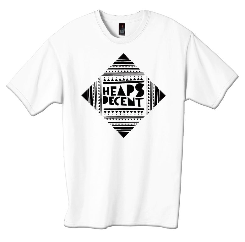 Image of Heaps Decent Logo Tee