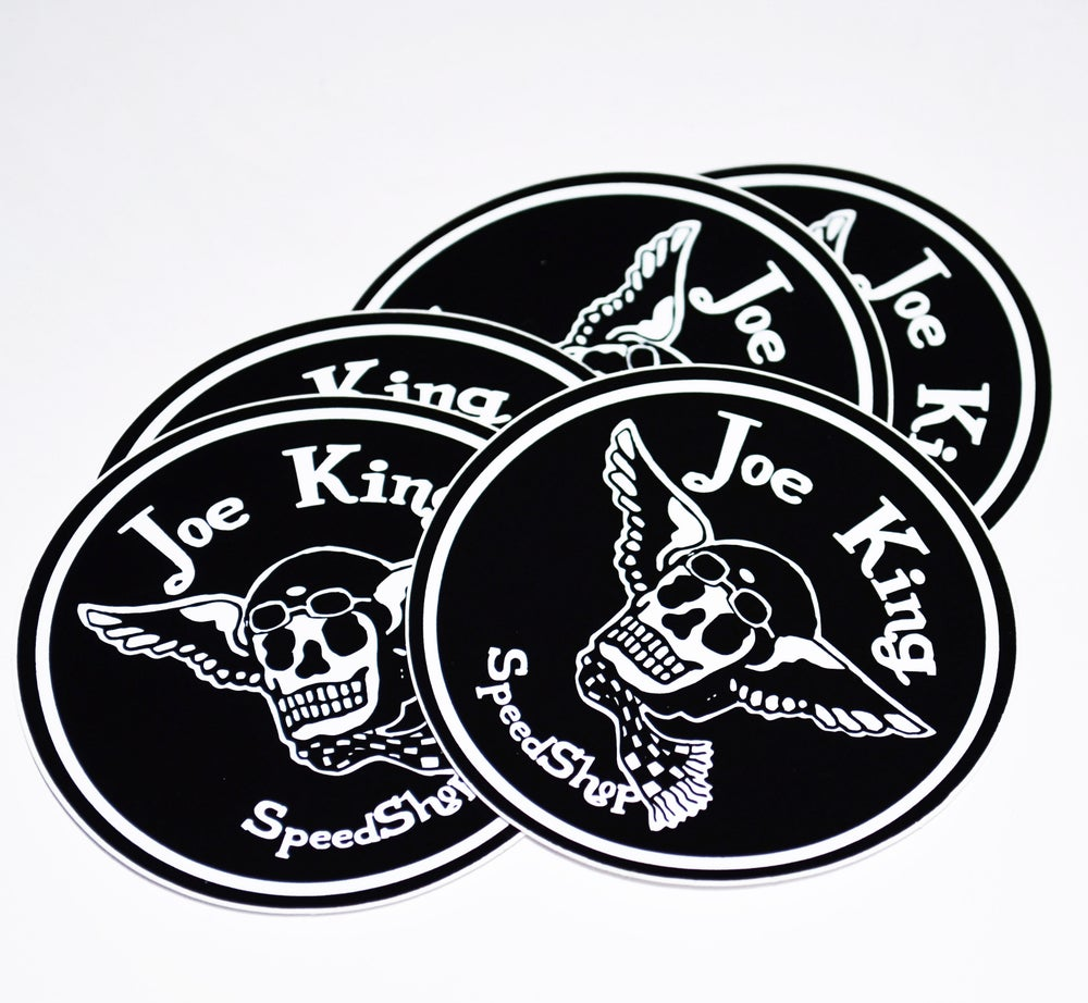 Image of Joe King Stickers