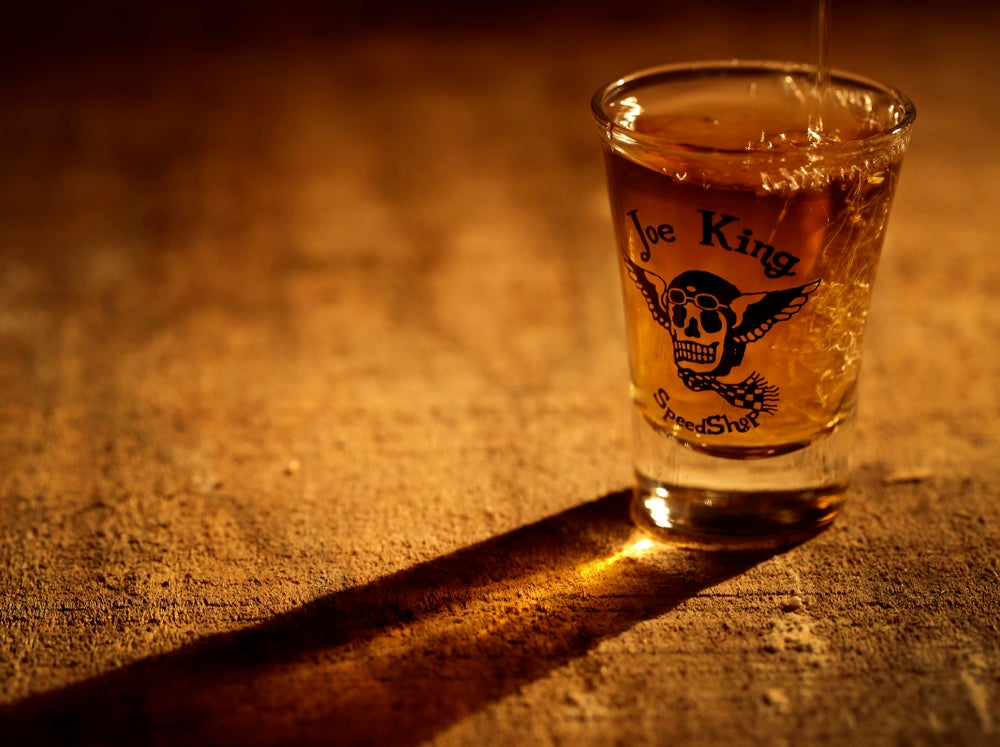 Image of Shot Glass