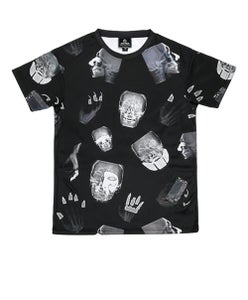 Image of Anthen x Fangophilia <br/>X-ray Skulls Men's T-shirt
