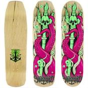 "Image of Shipyard Skates ""Trident"" deck"