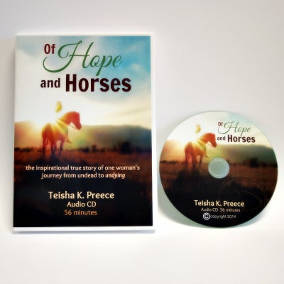 Image of Of Hope and Horses Audio CD
