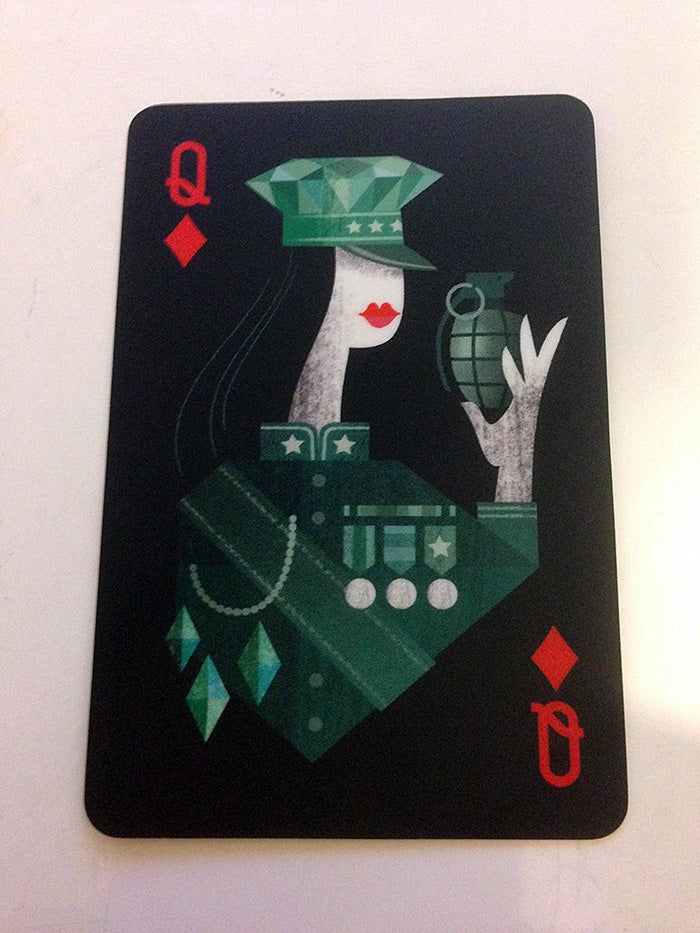 Image of Blackrock Collective Card Deck v3