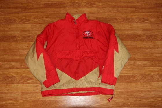 Image of 49ers logo7 pull over