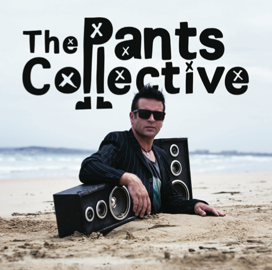 Image of The Pants Collective Signed CD