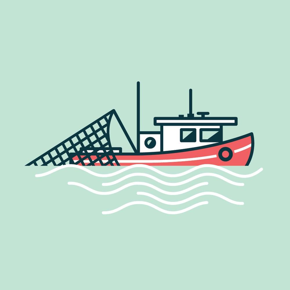 Image of Trawler