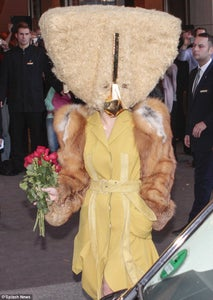 Image of GAGA SPONGE BOB HAIRHAT