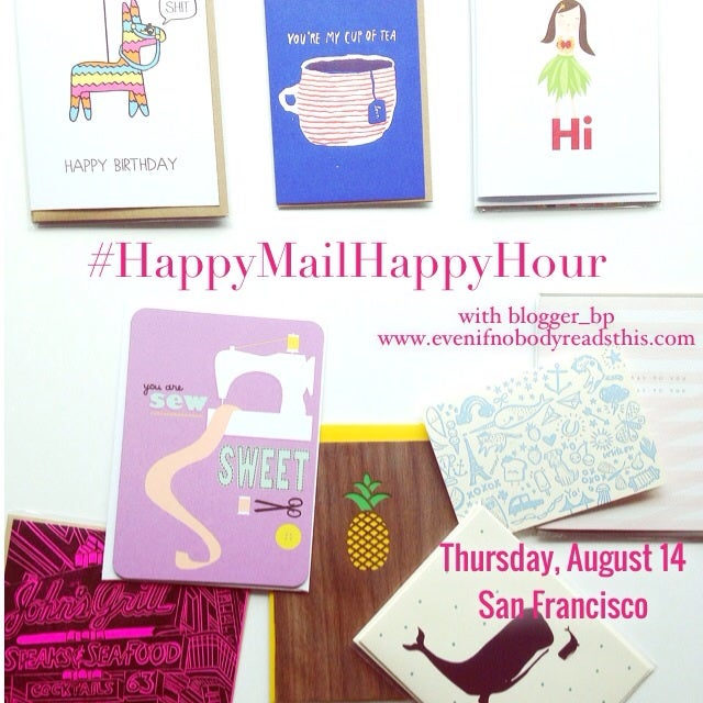 Image of Happy Mail Happy Hour