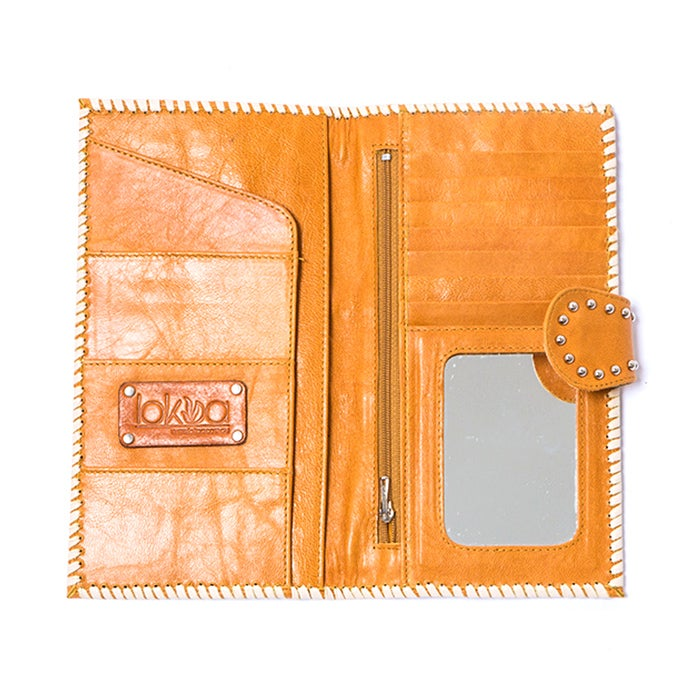 Image of BELIEVER LEATHER WALLET